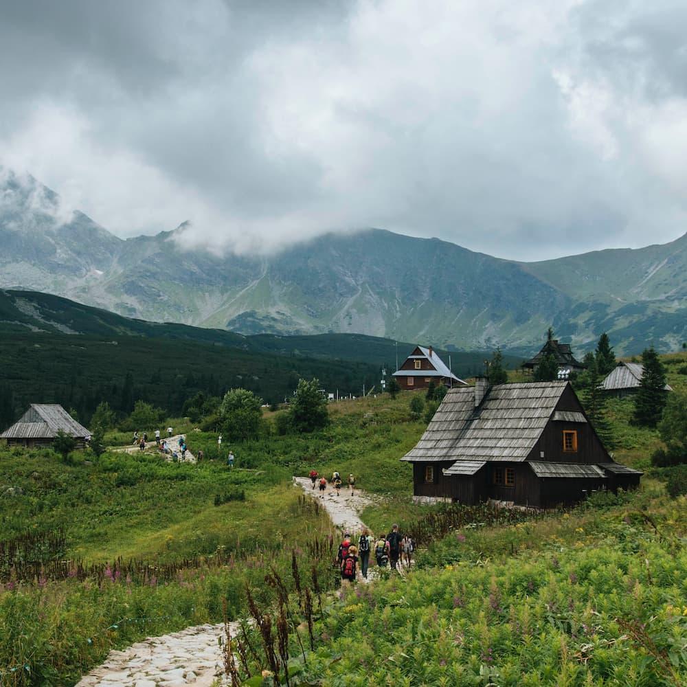 image of Zakopane