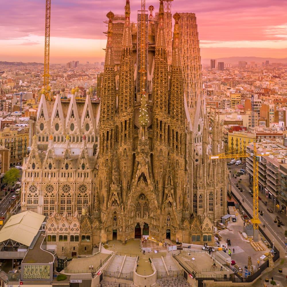 image of La Sagrada Familia