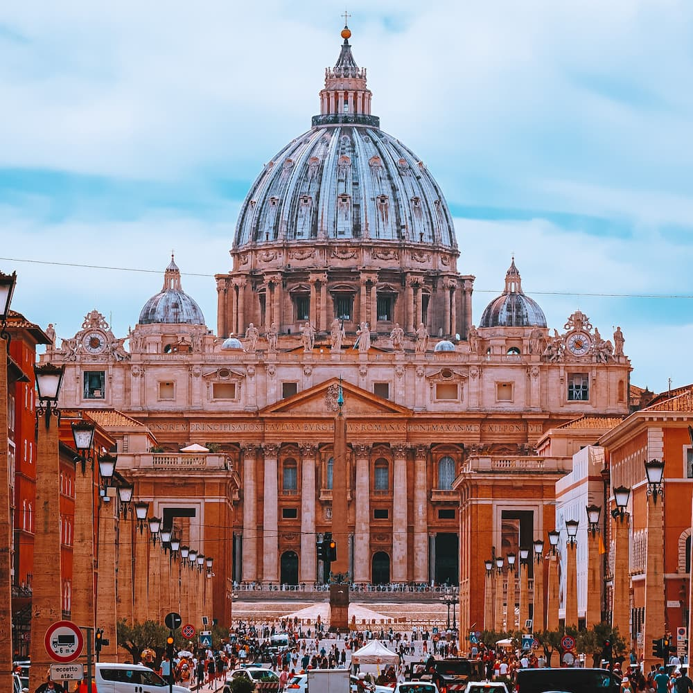image of St. Peter's Basilica