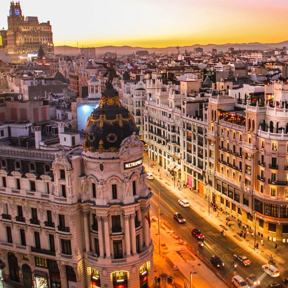 image of Madrid