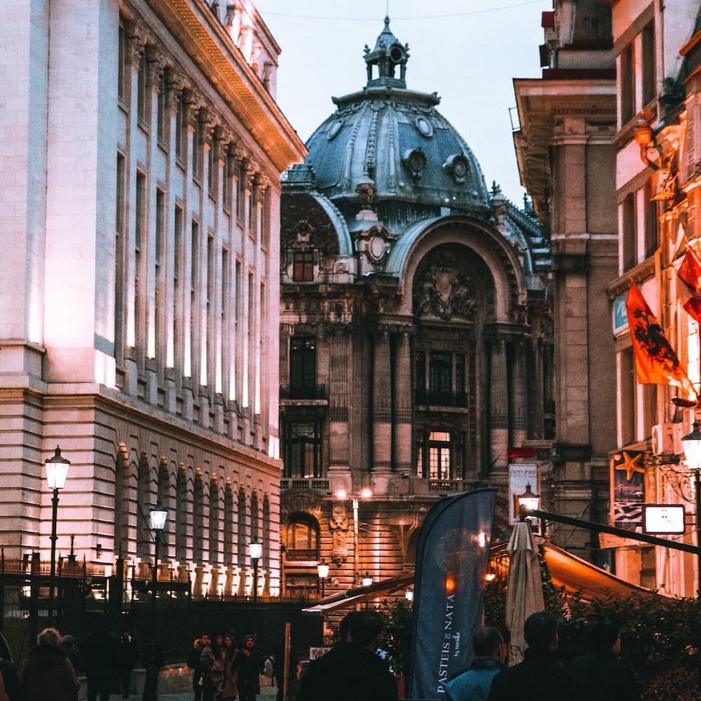 image of Bucharest