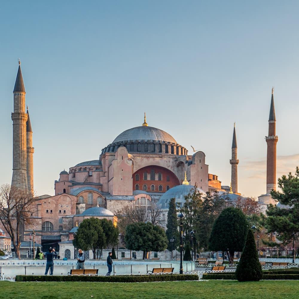 image of Hagia Sophia