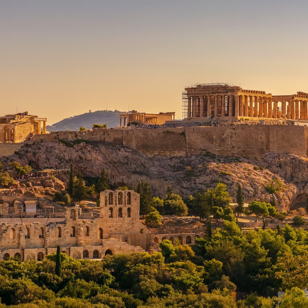 image of Parthenon