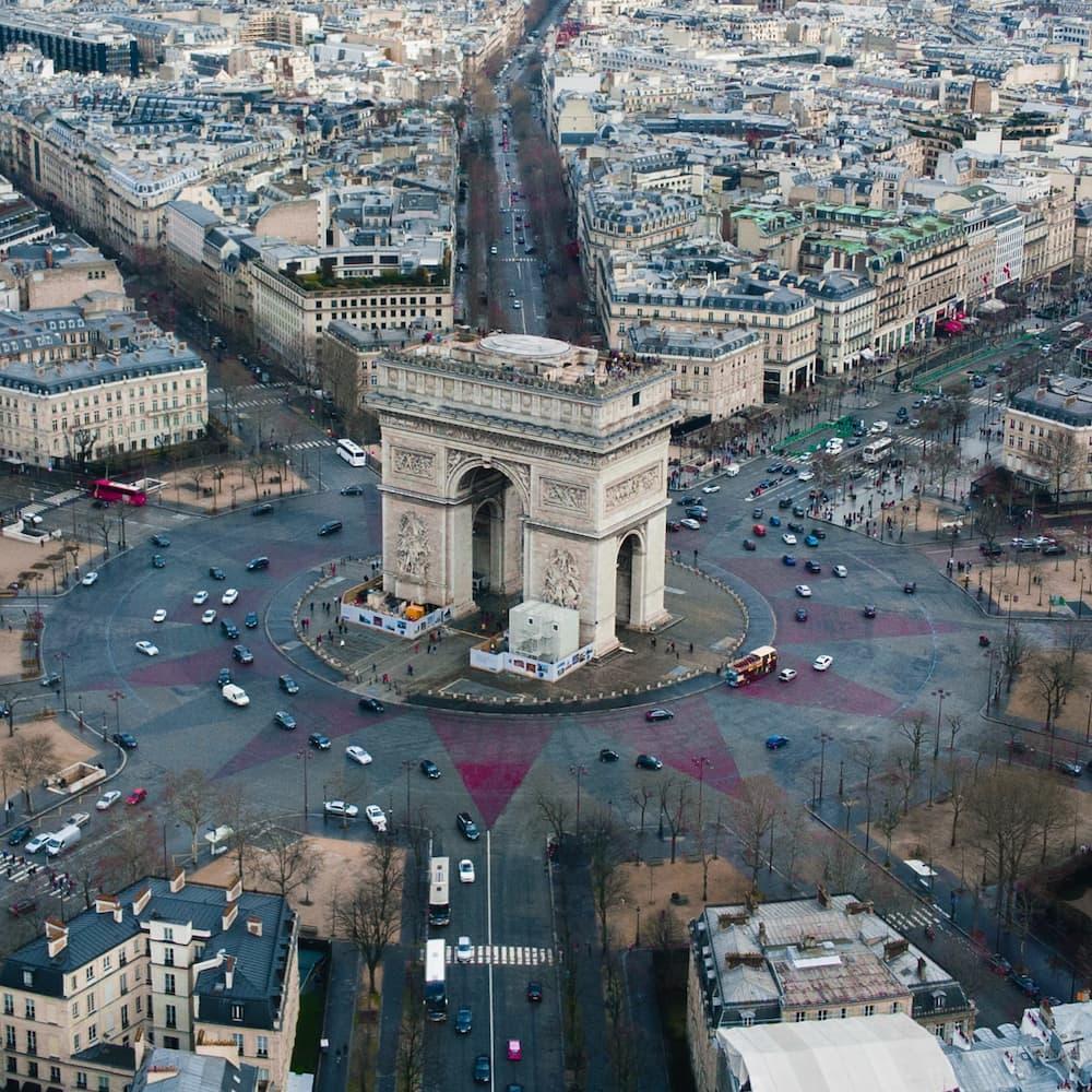 image of Arc de Triomphe