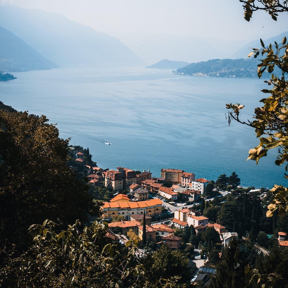 image of Lake Como