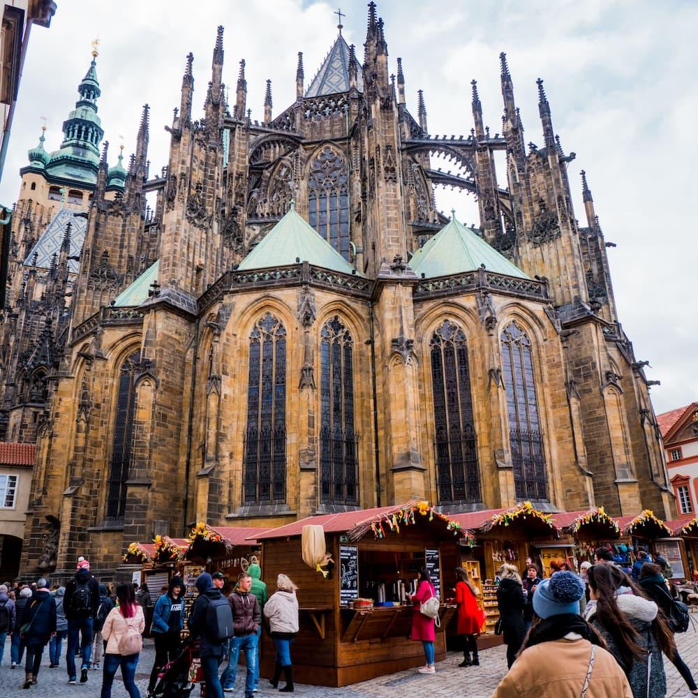 image of Prague Castle