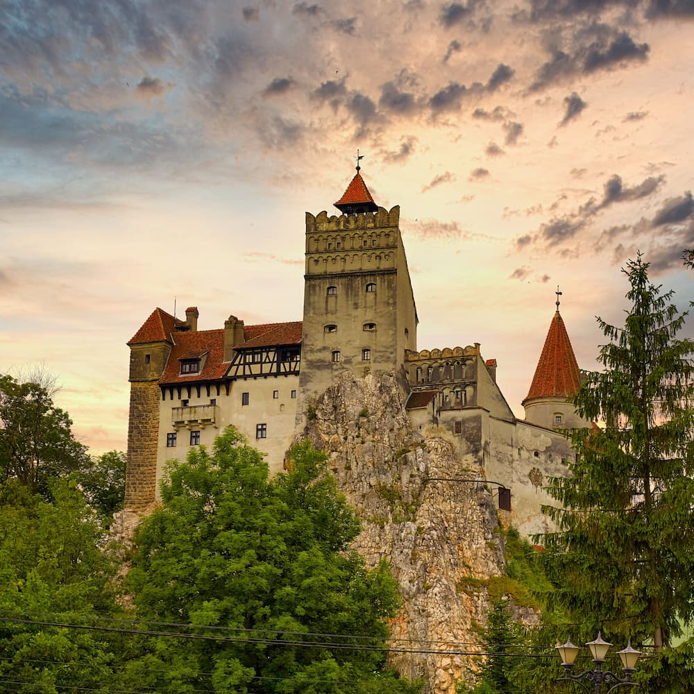 image of Bran Castle
