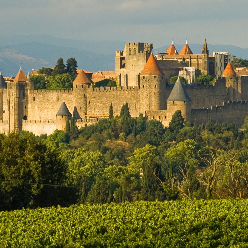 image of Carcassonne