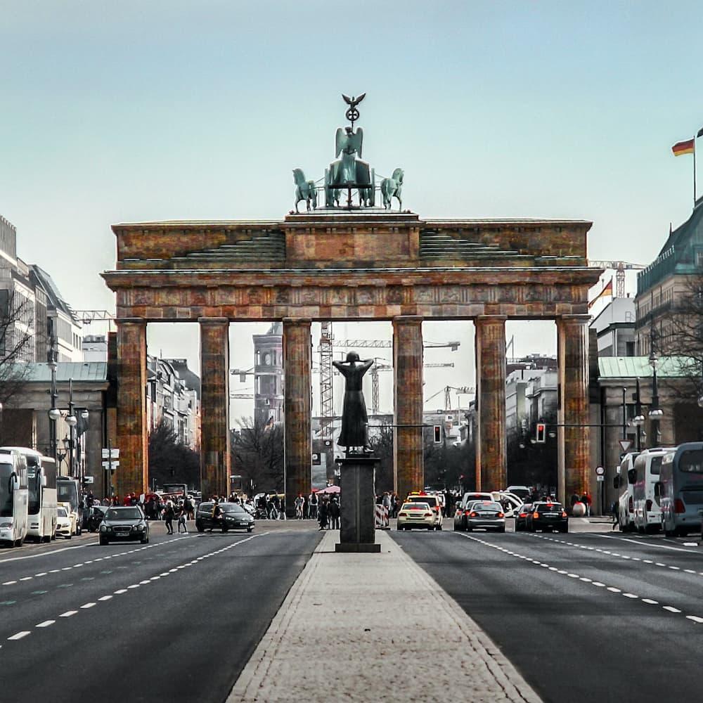 image of Brandenburg Gate