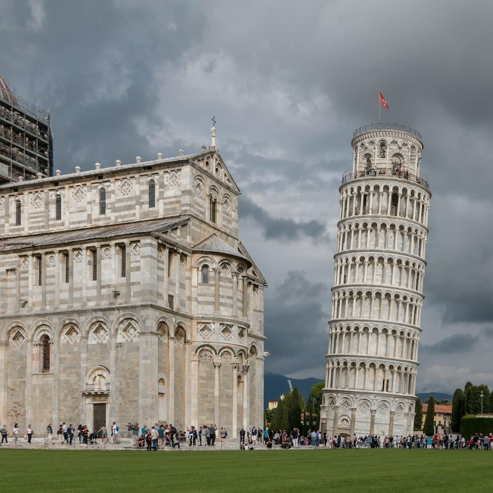 image of Pisa