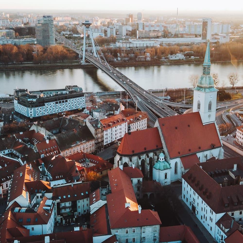 image of Bratislava