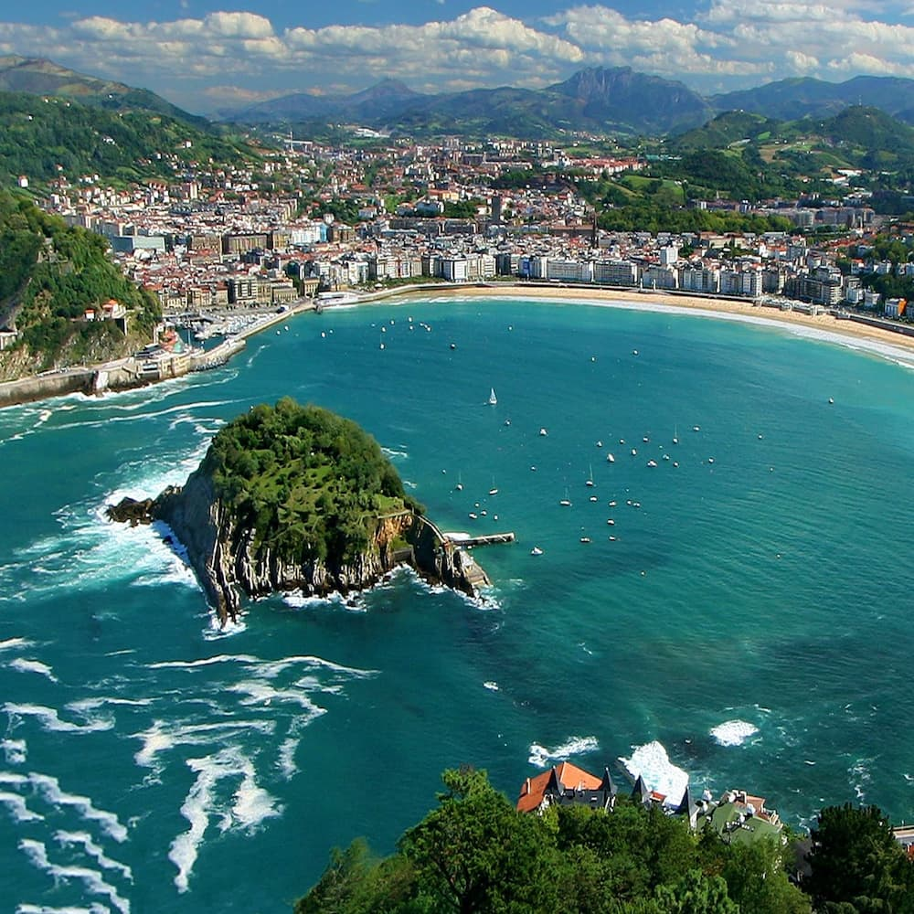 image of San Sebastian