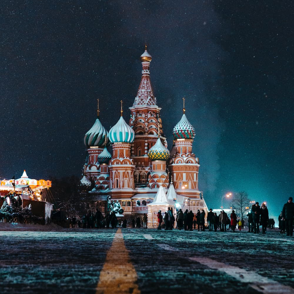 image of St. Basil's Cathedral