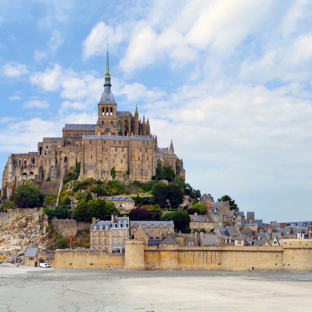 image of Mont Saint-Michel