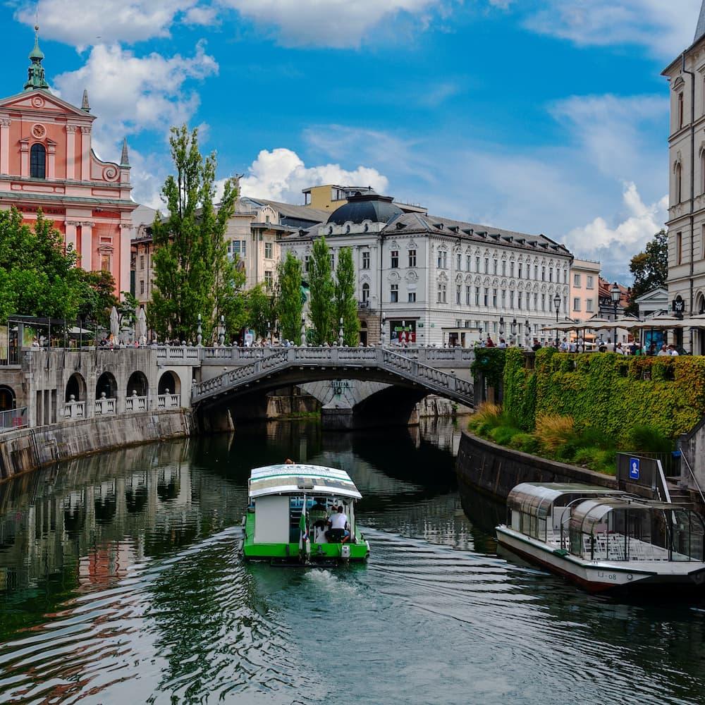 image of Ljubljana