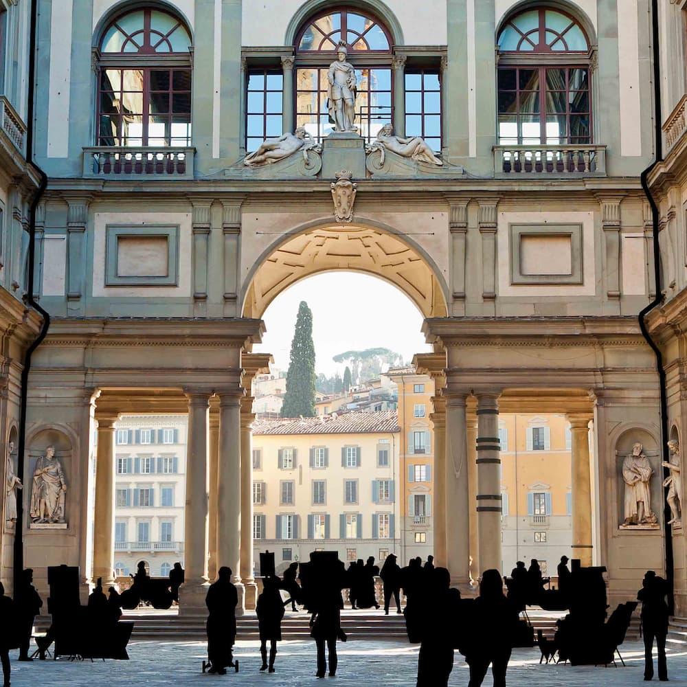image of Uffizi Gallery