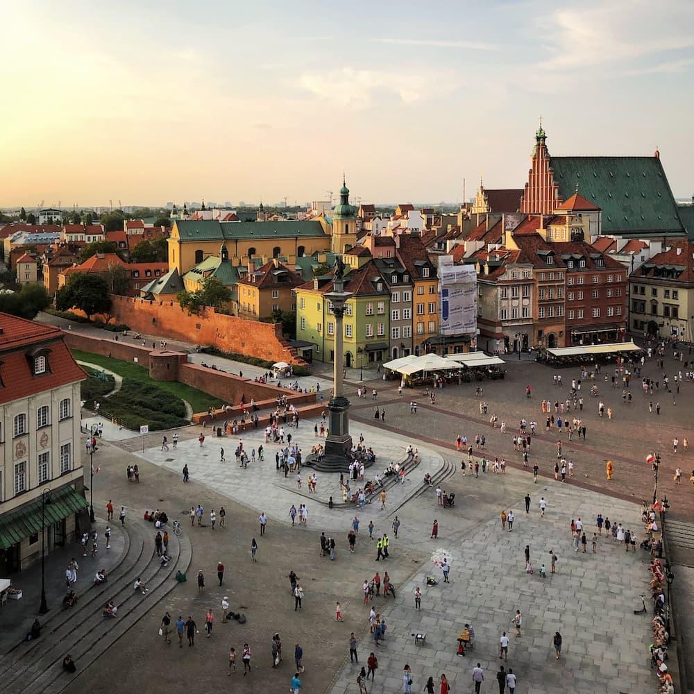 image of Warsaw