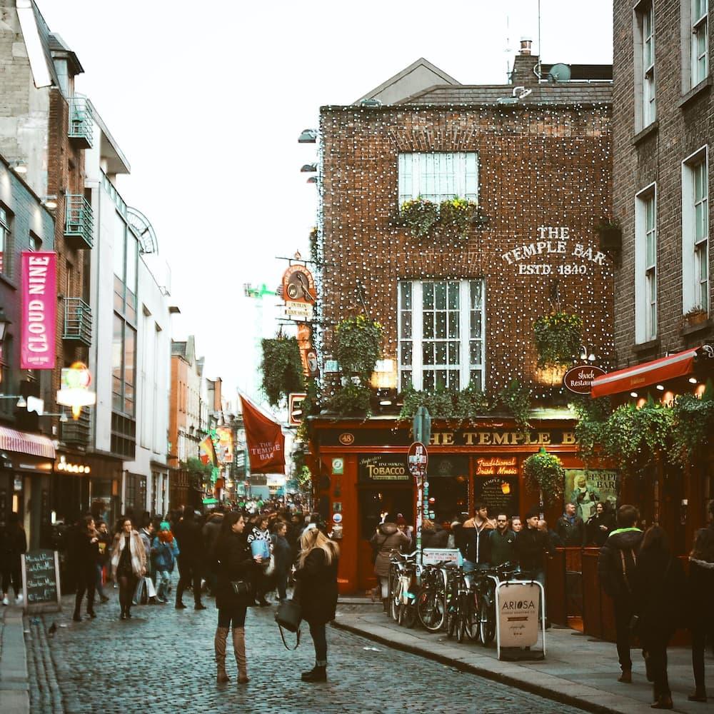 image of Dublin