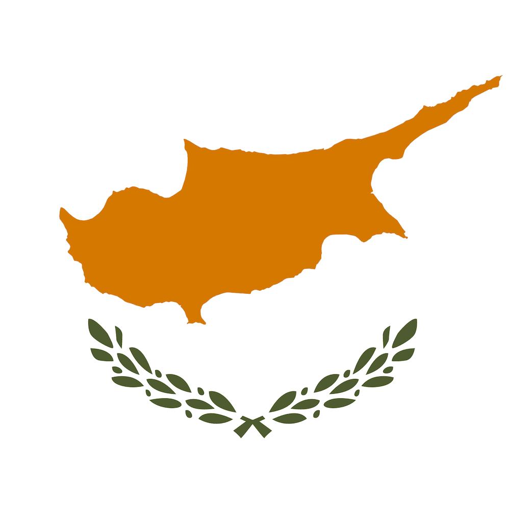 Larnaca's flag