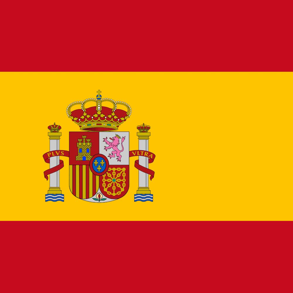 Barcelona's flag