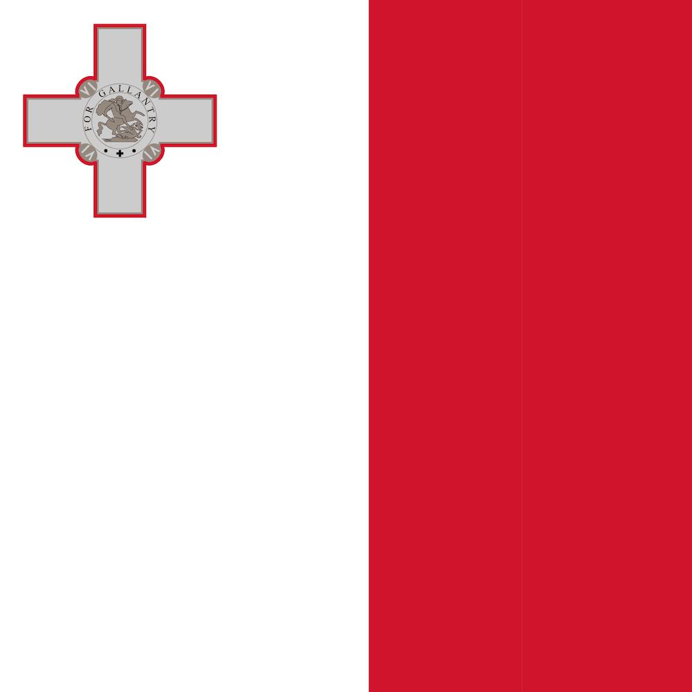 Comino's flag