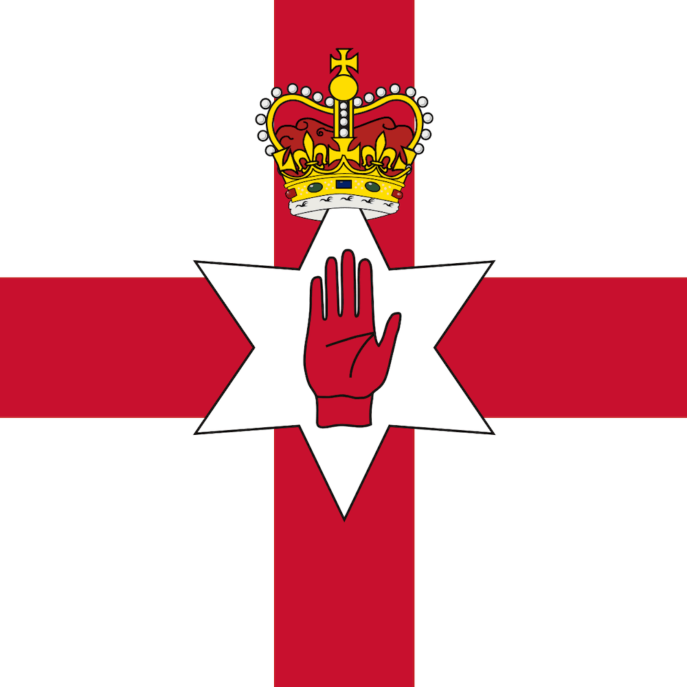 National flag of Northern Ireland